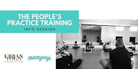 The People's Practice Training Info Session tickets