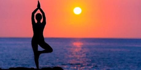 Beginner Online Yin Yoga tickets