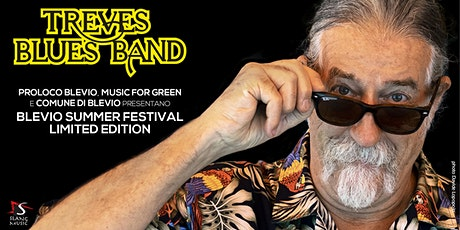Treves Blues Band @ Blevio Summer Festival - Limited Edition biglietti