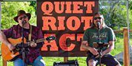 Quiet Riot Act live on the Deck at River Winds tickets