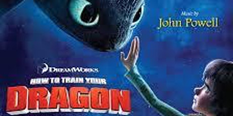 FAMILY MOVIE NIGHT - HOW TO TRAIN YOUR DRAGON tickets