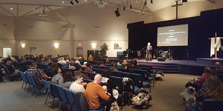 In-Person Sunday Service!