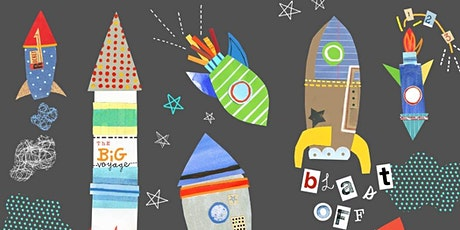SUMMER ART CAMP: Space Exploration (ages 5-7) tickets