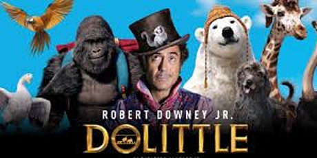 FAMILY MOVIE NIGHT - DOLITTLE tickets