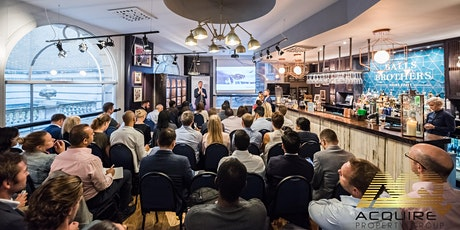 Square Mile Property Meet - Raising Capital to Scale your Property Business tickets