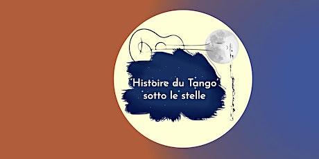 Giardino, Flauto e Chitarra - 'Histoire du Tango' sotto le stelle biglietti