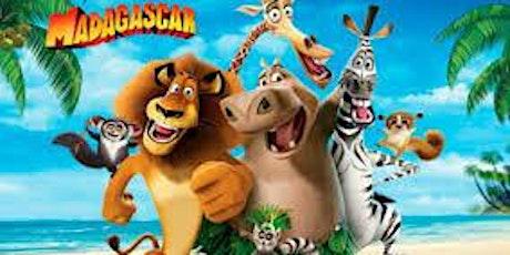 FAMILY MOVIE NIGHT - MADAGASCAR tickets