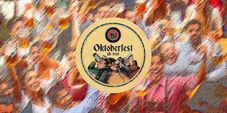 Oktoberfest Stoke tickets