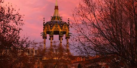 Mansiones de Barcelona. De Avenida Tibidabo a Sarrià entradas