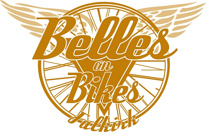 Belles on Bikes Falkirk group ride - Thursday, 6.30pm meet - max 9 riders image