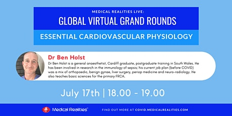Global Virtual Grand Rounds: Cardiology Physiology Revision tickets
