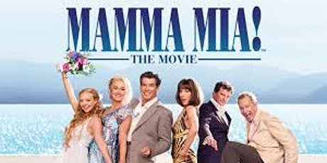Drive in Movie - Date Night - 4 Course Dinner & Movie - MAMMA MIA! tickets