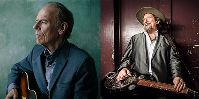 John Hiatt with Jerry Douglas