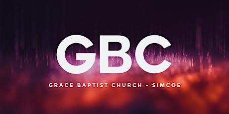 GRACE BAPTIST CHURCH - WORSHIP SERVICE tickets