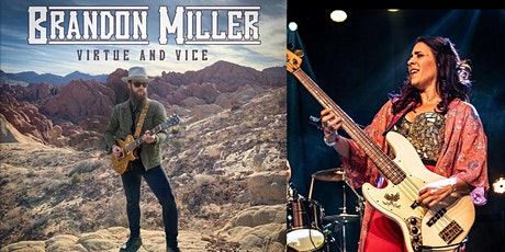 Brandon Miller Album Release Party with special guest Danielle Nicole tickets