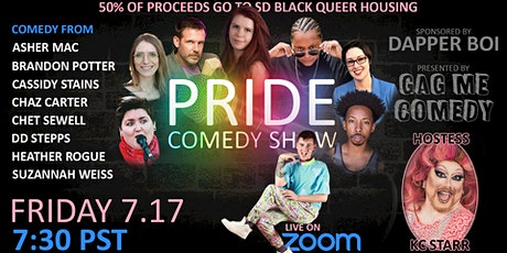 Pride Comedy Show | Presented By Gag Me Comedy tickets