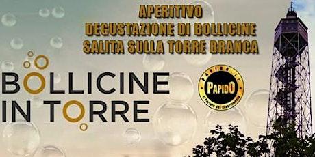 Aperitivo nel Parco Sempione + Salita Gratuita in Torre Branca -✆3332434799 biglietti