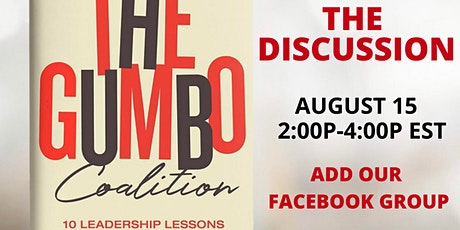 Gumbo Coalition Discussion tickets