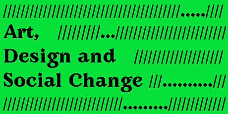 Sense-Making for Sharing Sensibilities: Art, Design and Social Change tickets