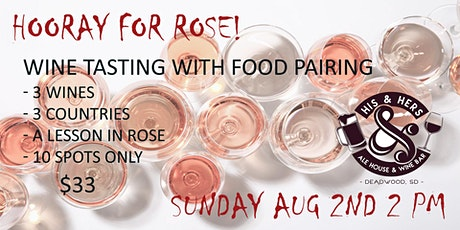 Hooray For Rose! tickets