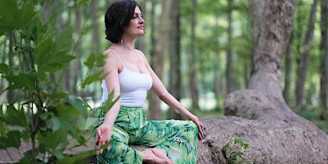 Happy Yoga en plein air billets