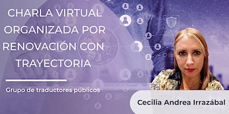 La traducción jurídica inglés-español: cognados falsos y términos confusos tickets