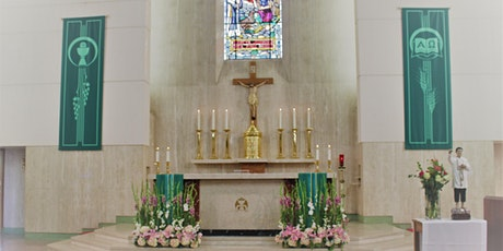 8:00 AM Sunday Holy Mass- 16th Sunday in Ordinary Time tickets