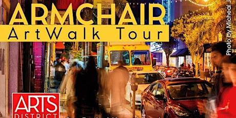 August Armchair ArtWalk tickets