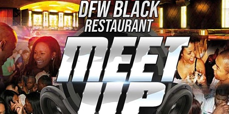 DFW Black Restaurant Meet Up - Vendor Form tickets