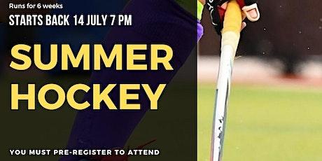 Pembroke Wanderers Summer Hockey tickets