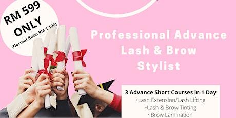 Beauty Workshop & Eyelash Course tickets