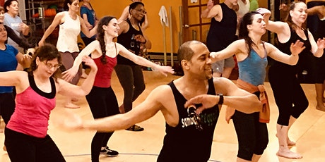 Brazilian Dance Fusion with Bahia In Motion tickets