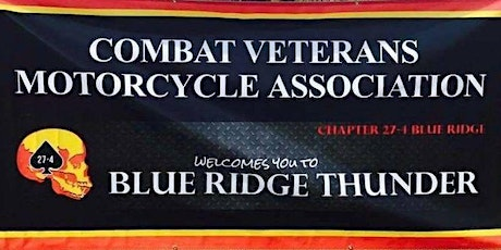 CVMA 27-4 6th Annual Blue Ridge Thunder tickets