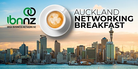 IBNNZ Auckland networking breakfast 23 July tickets