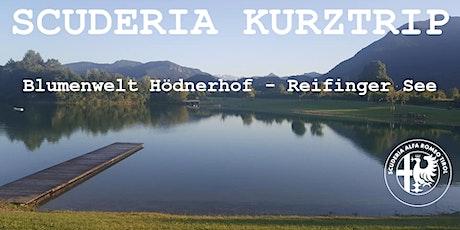 SCUDERIA KURZTRIP / Reifinger See tickets