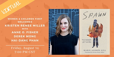 Book Launch:  SPAWN by Kristen Renee Miller tickets