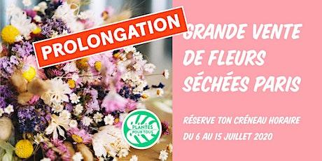 Vente de Fleurs Séchées - Paris billets