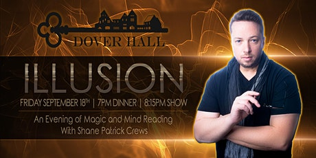 Illusion of the Mind and Palate - An Evening of Magic and Mindreading tickets