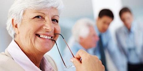 CANTERBURY BRANCH: Ageing Workforce tickets