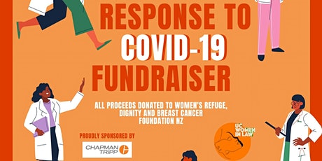 A Response to COVID-19 Fundraiser with Women In Law x Sponsored by Chapman tickets