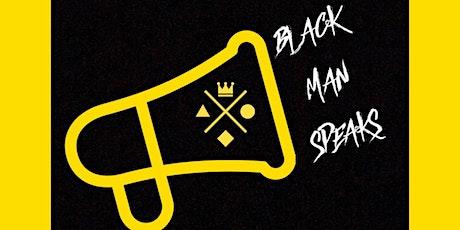 Black Man Speaks Solutions Summit tickets