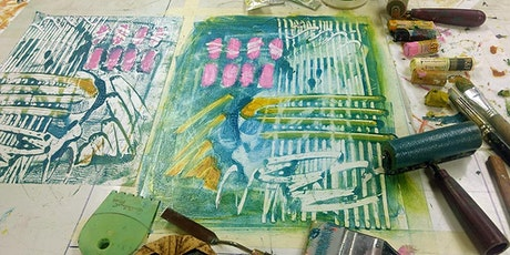 Printing Monotypes Without A Press with Debra Claffey tickets