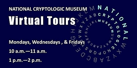 National Cryptologic Museums Virtual Tours tickets