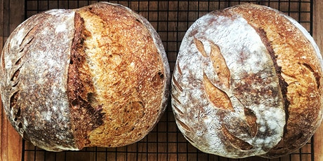 Bake your Sourdough at home (online class) tickets