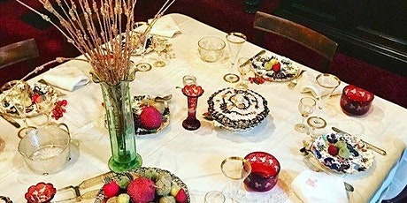 Elements of the Victorian Dinner Table (A virtual program) tickets