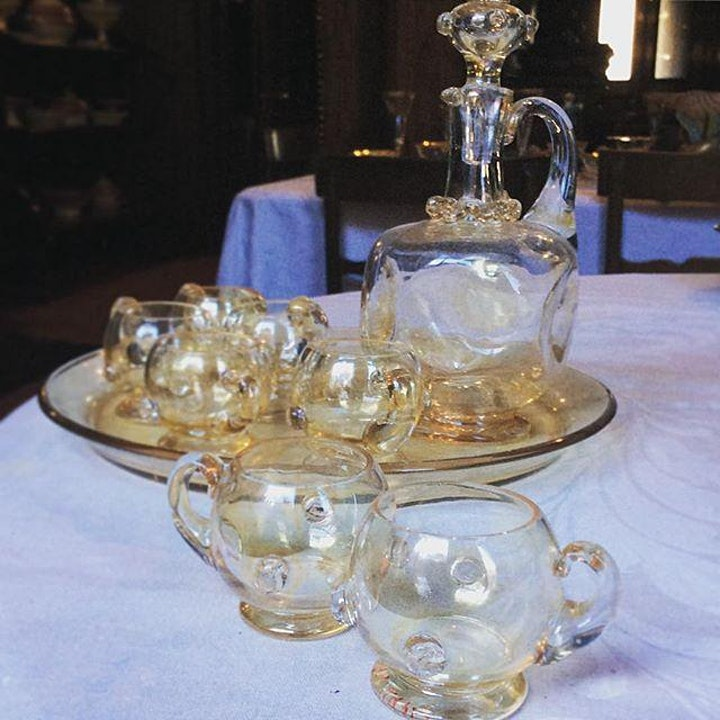Elements of the Victorian Dinner Table (A virtual program) image