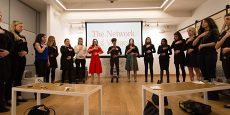 The Network of Women's Virtual Community Conversation tickets