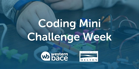 STEM heroes Coding Challenge 3 - Coding Mini Challenge Week tickets
