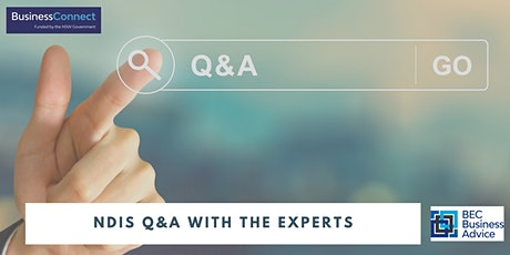 NDIS Q&A with the Experts tickets