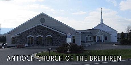Covenant Brethren Church Annual Meeting 2020 tickets